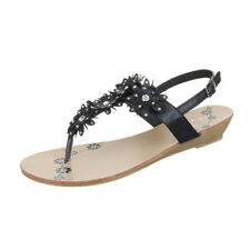 Overknee Stiefel Schuhe Damen Sportliche 6217 Schwarz 41