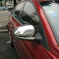 Rearview Mirror For Chevrolet Cruze 2009-2014 Chrome Side Wing Mirror Cover Trim