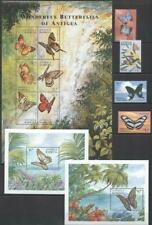 [AB] Antigua & Barbuda 1999 Butterflies of ANTIGUA. Scott #2288-2294.