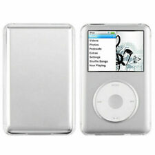 For Ipod Classic 80 GB Clear Crystal Hard Case Protector Front Back