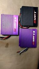 New listing Us Amps Us-50A Amp Lot Old School Amplifier