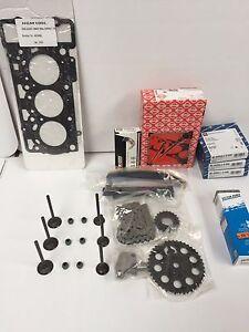 SMART CAR 600cc ENGINE REBUILD KIT (PISTON RINGS, VALVES, CHAIN KIT, GASKET)
