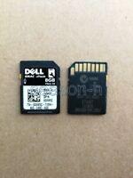 Dell PowerEdge 8GB iDRAC VFlash SD Card XW5C 0XW5C 00XW5C CLASS 10 R720, R620