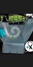 Dog Car Seat Cover Waterproof Car Rear Back Seats Mat Hammock Cushion Protector