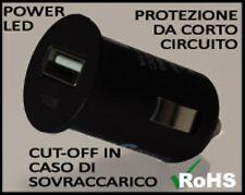 ADATTATORE PRESA USB PER PRESA ACCENDISIGARI AUTO/MOTO CODICE 710-USB