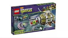 LEGO TMNT TURTLES: TURTLE SUB UNDERSEA CHASE (79121) - NEW IN FACTORY SEALED BOX