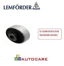 LEMFORDER - Pair of Wishbone Bushes  for VW Golf Mk4 R32, Audi TT S3