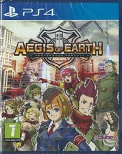 Playstation 4 Aegis of Earth: Protonovus Assault  BRAND NEW