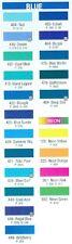 Cfm-D- Pro Wrap Color Fast Blue And Neon Colors Size D 300 Yd Spools