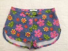 Zara Floral Regular Size Shorts for Women
