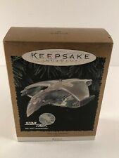 1995 Hallmark Keepsake Ornament Star Trek Next Generation Romulan Warbird Mib