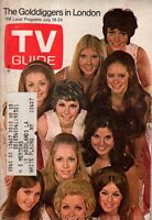 1970 TV Guide July 18 - Gold Diggers; Young Rebels; George Kirby; Amish and TV