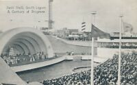 1933 Chicago Century of Progress Exposition South Lagoon Swift Shell