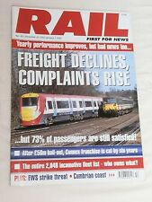 Rail Magazine no 451, Dec 25th2002- Jan 7th, 2003.