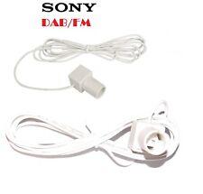 Véritable Sony FM/DAB antenne F Antenne Pour Audio Hifi Système Radio CD AV Récepteur