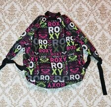 Roxy MultiColor Logo Bag Backpack