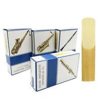 10pcs/set Alto/Soprano/Tenor Saxophone Reeds Strength Clarinet Reed