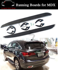 2PCS Running Boards Side Step Nerf Bar fits for Acura MDX 2014-2019 Protector