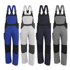 Qualitex Latzhose X-Serie Arbeitskleidung Herrenlatzhose Herren Berufskleidung