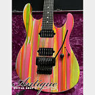 Suhr2012 Limited Edition Modern Antique 80s Shred Neon Drip Aged 1st 68100 w E