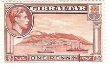 Gibraltar Single Stamps