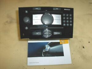 "Opel Radio DVD 90 NAVI  Opel Astra H TwinTop  ""PIANOBLACK"""