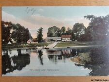 Gloucestershire FORTHAMPTON The Lower Lode FERRY Tewkesbury c1909