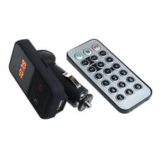 Bluetooth Wireless Car Kit MP3 Excellent Sound Player FM Transmitter Modulator