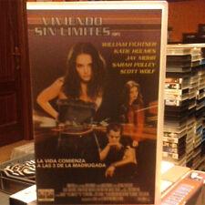 VIVIENDO SIN LIMITES (Doug Liman) VHS . William Fichtner Katie Holmes Jay Mohr