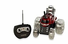 Remote Control Radio Thunder Tumbler Toy Racing Red 360 Rally Stunt Car Series