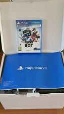 Sony PlayStation 4 VR Headset Camera Bundle including Astro Bot game