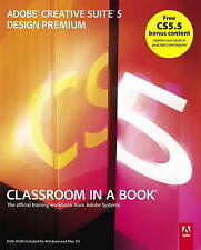 Diseño de Adobe Creative Suite 5 Premium aula en un libro: diseño Premium: CLA..