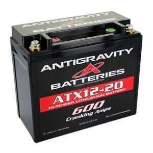 ANTIGRAVITY BATTERIES OEM Replacement Batteries AG-ATX12-20R