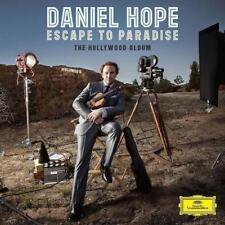 Escape To Paradise-The Hollywood Album von Daniel Hope (2014)
