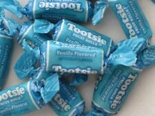 Tootsie Roll Vanilla ~ Half Pound 1/2lb Fruit Chews Candy ~ 8oz