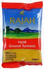 100% PURE TURMERIC POWDER 100g GROUND HALDI COOKING INDIAN SPICES SPICE UK STOCK