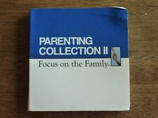Focus on the Family Parenting Collection II (5 Audio CD Set) 2003