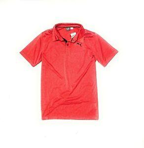 Puma Boy's  Essential Pounce Polo  Shirt
