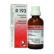 Dr. Reckeweg R193 sistema inmunológico Fortificante remedio homeopático