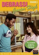 Degrassi Junior High - Season 3, Disc 3 New DVD