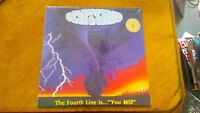 """BentWind – The Fourth Line Is... """"You Will"""" ( SEALED ) lp"""