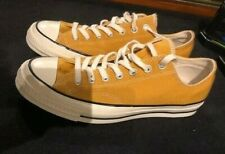 Converse All Star Low Size 9 trainers Orange