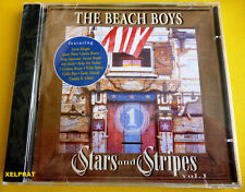 THE BEACH BOYS Stars and stripes - THE BEACH BOYS / COUNTRY - precintada