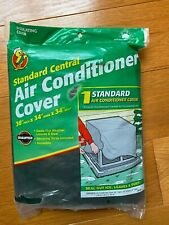 Duck Brand Air Conditioner Standard Size Reusable Cover - 34 W x 30 H x 34 Deep