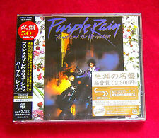 Prince Purple Rain SHM CD JAPAN WPCR-13273