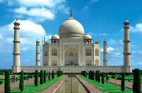 Taj Mahal India DIY Jigsaw Puzzle 300 Pieces Adults Kids Learning Education Toys