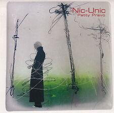 Nic-Unic by Patty Pravo (CD, 2004 Epic) Italian Pop Chanteuse/Import/Sealed!