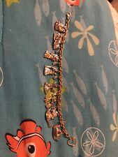 Bradford Exchange Disney Charm Bracelet