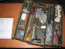 Werkzeugausstattung  Handwerkzeuge  Werkzeugsatz  Mechaniker  Bundeswehr