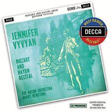 Most Wanted Recitals: Jennifer Vyvyan - Mozart & - Harry Newsto (2014, CD NIEUW)